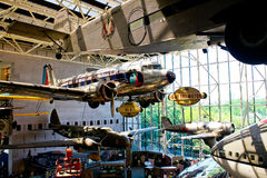 Σμιθσονιτικός εθνικός αέρας και διαστημικό μουσείο Στοκ εικόνα με δικαίωμα ελεύθερης χρήσης