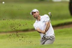 高尔夫球孟得拉冠军 免版税库存图片