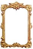 Античная картинная рамка Стоковое Изображение RF