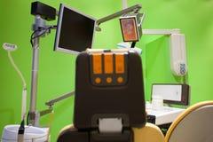 Οδοντικό στούντιο Στοκ Εικόνες