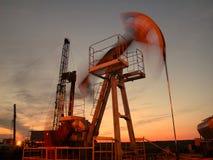 αντλία πετρελαίου Στοκ Εικόνα