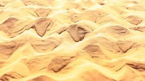 Песчанная дюна Стоковое Изображение RF