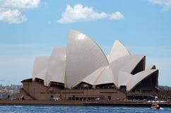 悉尼歌剧院 图库摄影