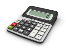 Чалькулятор Стоковая Фотография RF