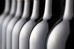 酒瓶 库存图片