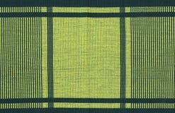 被编织的棉花 库存照片