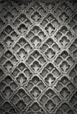 伊斯兰艺术石头纹理 免版税库存图片