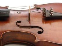 小提琴 图库摄影