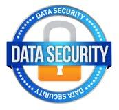 数据保密 免版税库存照片