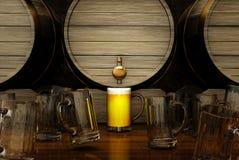最佳的啤酒 免版税库存图片