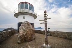 好望角灯塔,南非 库存图片
