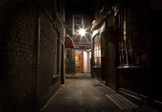 Старомодный проход Лондона Стоковое Изображение