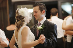 Δεξίωση γάμου Στοκ εικόνα με δικαίωμα ελεύθερης χρήσης