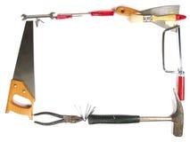 εργαλεία πλαισίων Στοκ εικόνα με δικαίωμα ελεύθερης χρήσης
