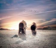 欲望是自由的 库存照片