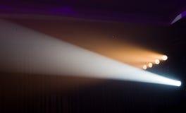 Σκηνικά φω'τα Στοκ φωτογραφία με δικαίωμα ελεύθερης χρήσης