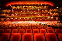 Концертный зал города Рейдио Стоковые Изображения