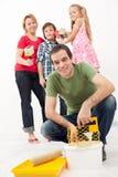 Οικογενειακό Στοκ Εικόνες