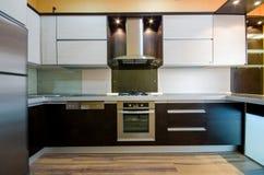 Εσωτερικό της κουζίνας Στοκ Εικόνες