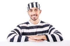 有罪罪犯 免版税图库摄影