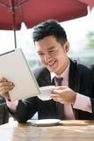咖啡休息 免版税图库摄影