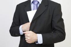贿赂 免版税库存照片