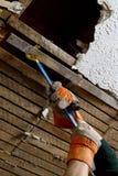 Доски токарного станка потолка Стоковое Фото