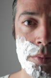 Πορτρέτο ενός ώριμου ατόμου Στοκ εικόνα με δικαίωμα ελεύθερης χρήσης