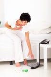 Аварийная ситуация сердечного приступа Стоковая Фотография RF