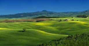Тоскана - Италия Стоковое фото RF