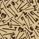 Картина осей безшовная Стоковая Фотография RF