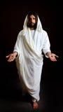 拿撒勒的耶稣基督 库存图片