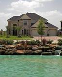 красивейшая серия домов Стоковое фото RF