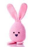 复活节兔子填充动物玩偶 免版税库存照片