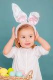 复活节兔子 图库摄影