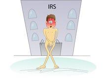 联邦税务局 库存照片