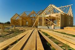 建筑业 免版税库存图片