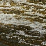 Μικρή εποχή ποταμών την άνοιξη. Στοκ Εικόνες