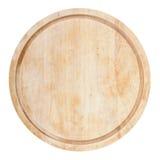 圆的砧板 免版税库存图片