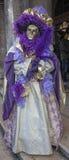 威尼斯式乔装 免版税库存照片