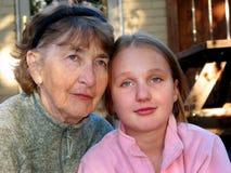 γενεές Στοκ Φωτογραφίες