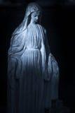 保佑的圣女玛丽亚提供舒适 库存照片