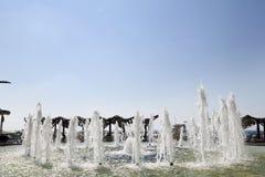 Καλοκαίρι στην παραλία στο Τελ Αβίβ Στοκ φωτογραφίες με δικαίωμα ελεύθερης χρήσης