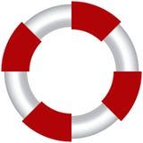救生圈 免版税库存照片