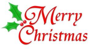 快活的圣诞节 免版税库存照片