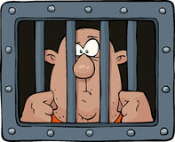 Φυλακισμένος Στοκ Φωτογραφία