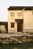 中国民间房子 库存图片