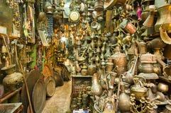 Сувенирный магазин Стоковые Фотографии RF