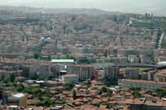 Στέγες της Άγκυρας. Στοκ Εικόνες