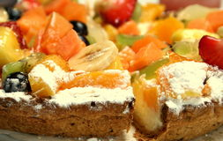 καρπός κέικ Στοκ φωτογραφίες με δικαίωμα ελεύθερης χρήσης